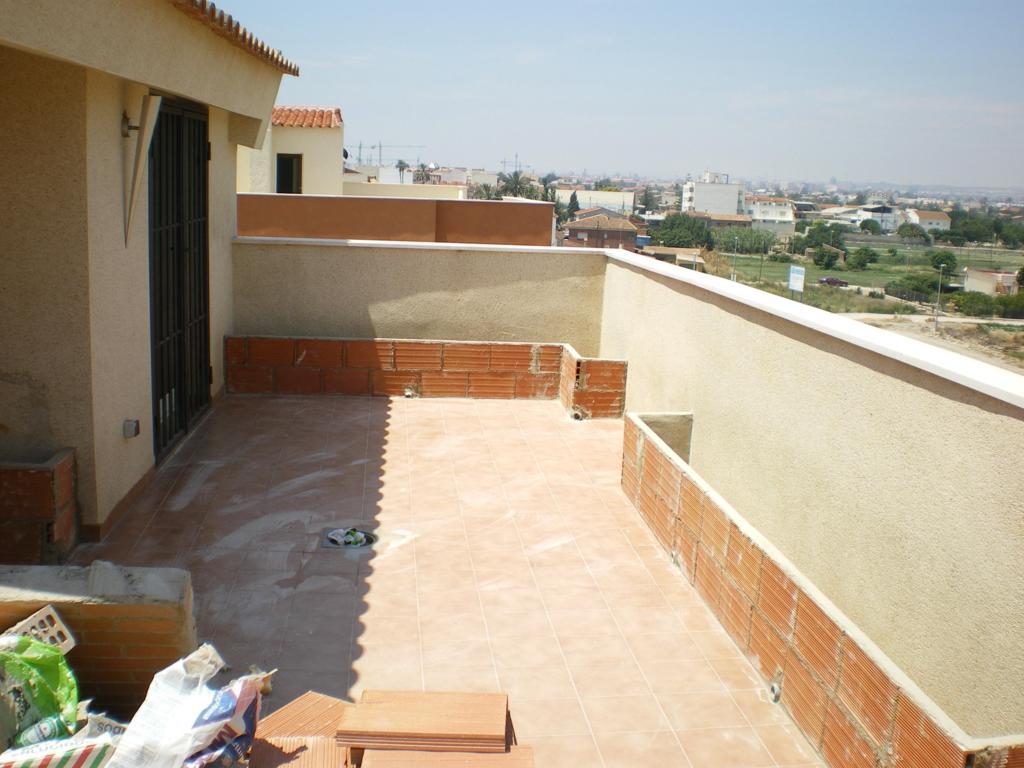 Ayuda para dise o de terraza paso a paso - Jardineras para terrazas ...