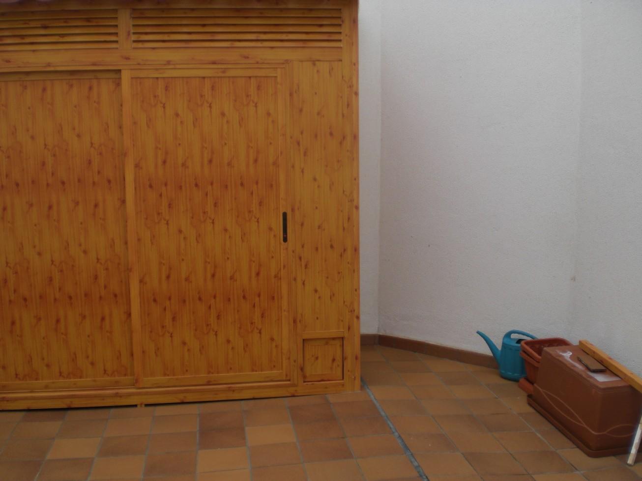Patio interior de mi piso que quiero convertir en para so - Quiero reformar mi piso ...
