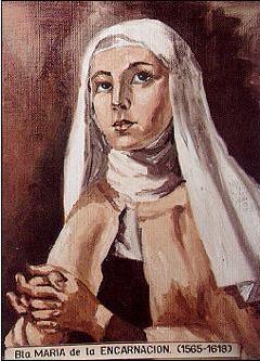 El santo de hoy...María de la Encarnación, Beata Viu1239996709l
