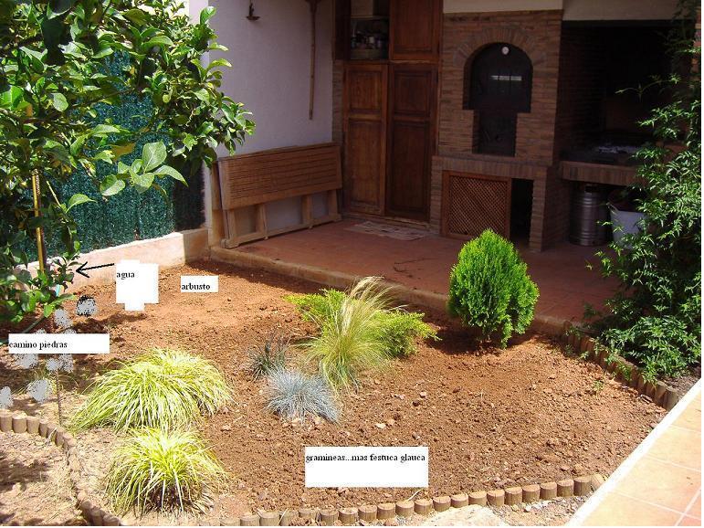 Interiores dise o para ideas para hacer un jardin quotes - Ideas para hacer un jardin ...