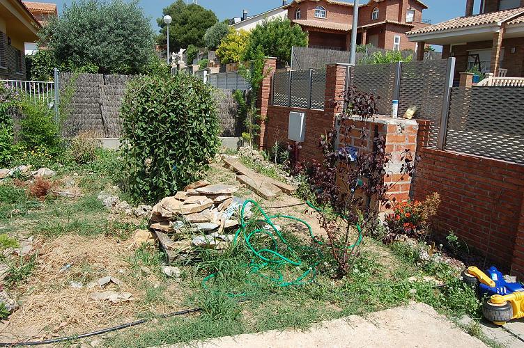 Dise ar un jard n en su totalidad - Disenar un jardin rustico ...